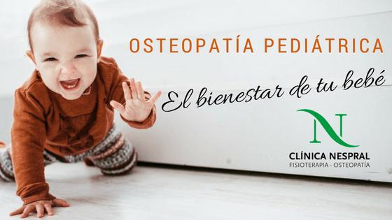 osteopatía-pediátrica