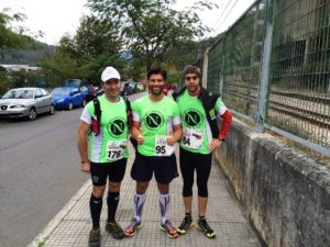 Carreras populares Asturias: Coto Musel Laviana 2014, prueba superada