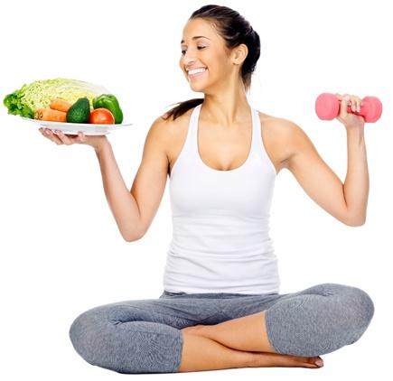 Dietas control de peso entrenador personal