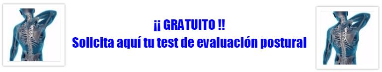test-evaluacion-postural